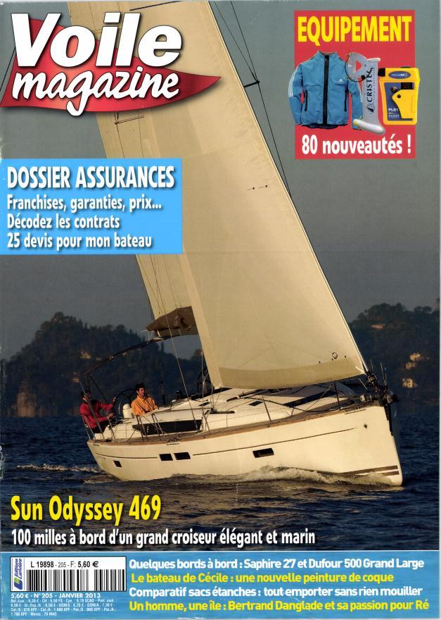 Voile magazine N° 282 Mai 2019