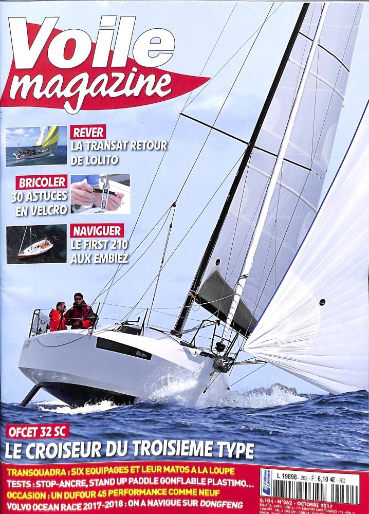 Voile magazine N° 278 Janvier 2019