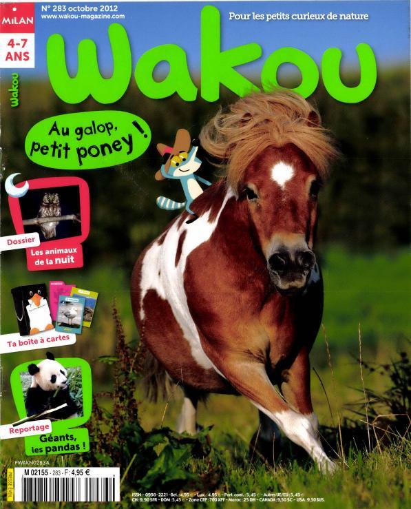 Wakou N° 367 Septembre 2019