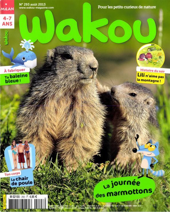 Wakou N° 370 Décembre 2019