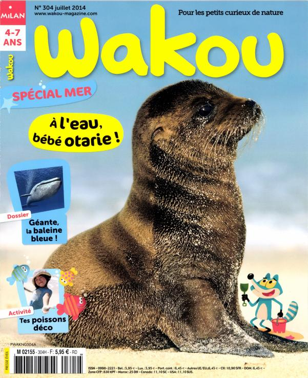 Wakou N° 364 Juin 2019
