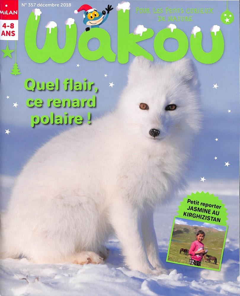 Wakou N° 357 November 2018