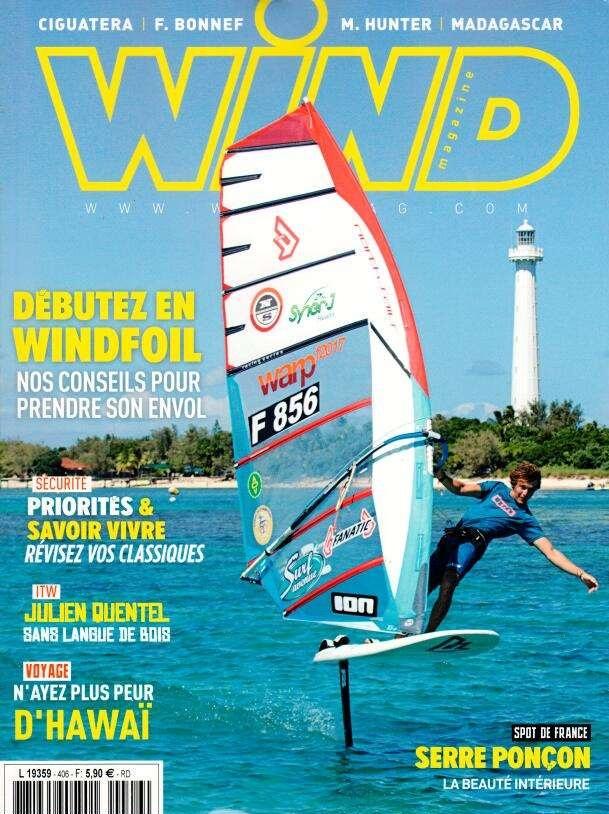 Wind Magazine N° 406 Avril 2017