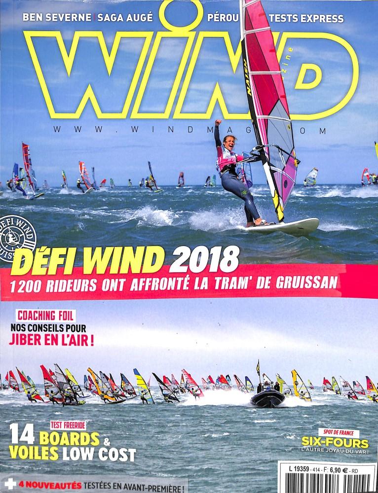 Wind Magazine N° 414 June 2018