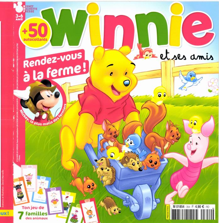 Mickey junior N° 413 Février 2020