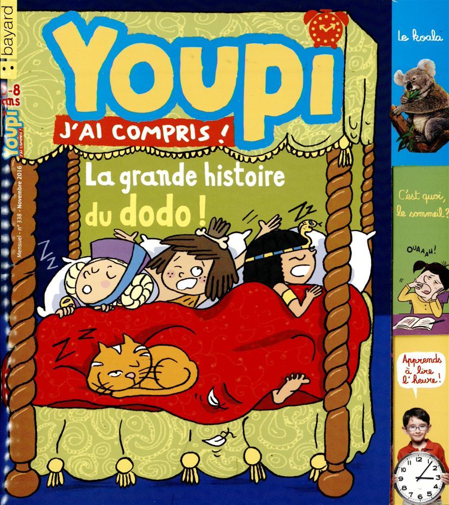 Youpi N° 375 Novembre 2019