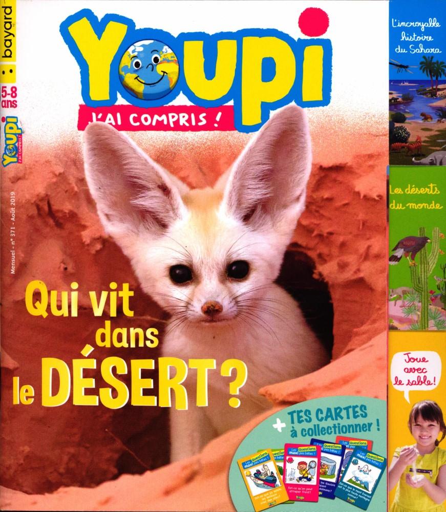 Youpi N° 371 Juillet 2019