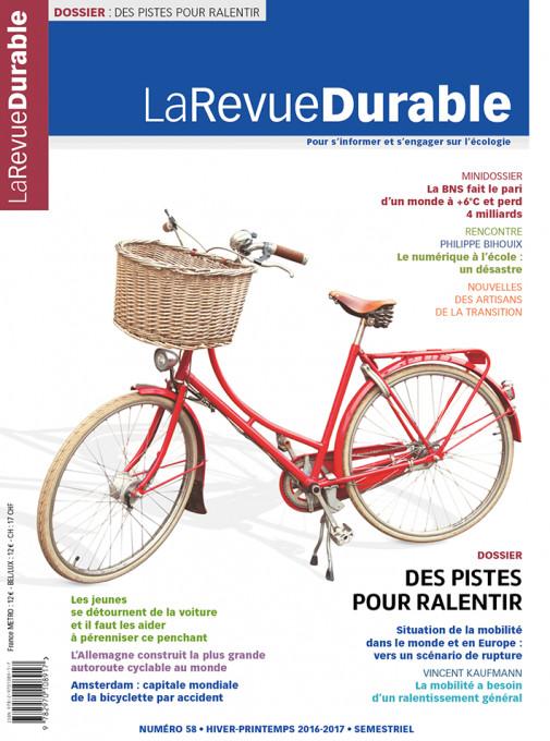 La revue durable N° 46 Août 2012