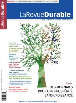 La revue durable N° 46 August 2012