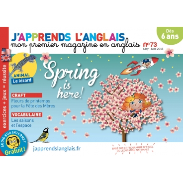 J'apprends l'anglais N° 29 December 2010