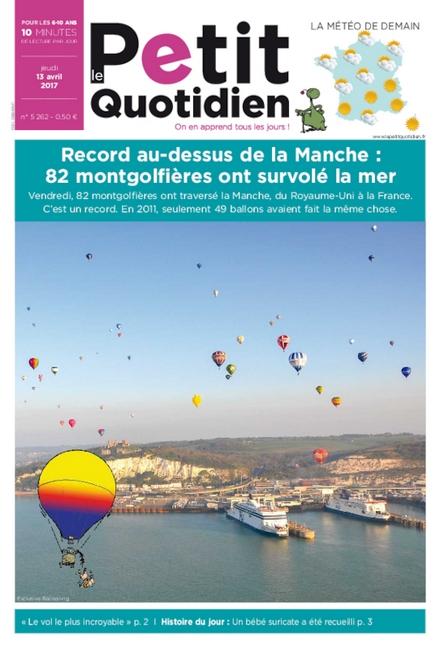 Le Petit Quotidien N° 56 Mars 2017