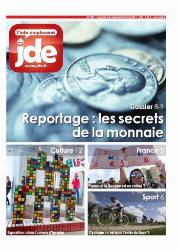 Le Journal des enfants December 2012