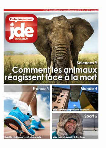 Le Journal des enfants December 2012