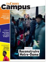 La croix campus Décembre 2012