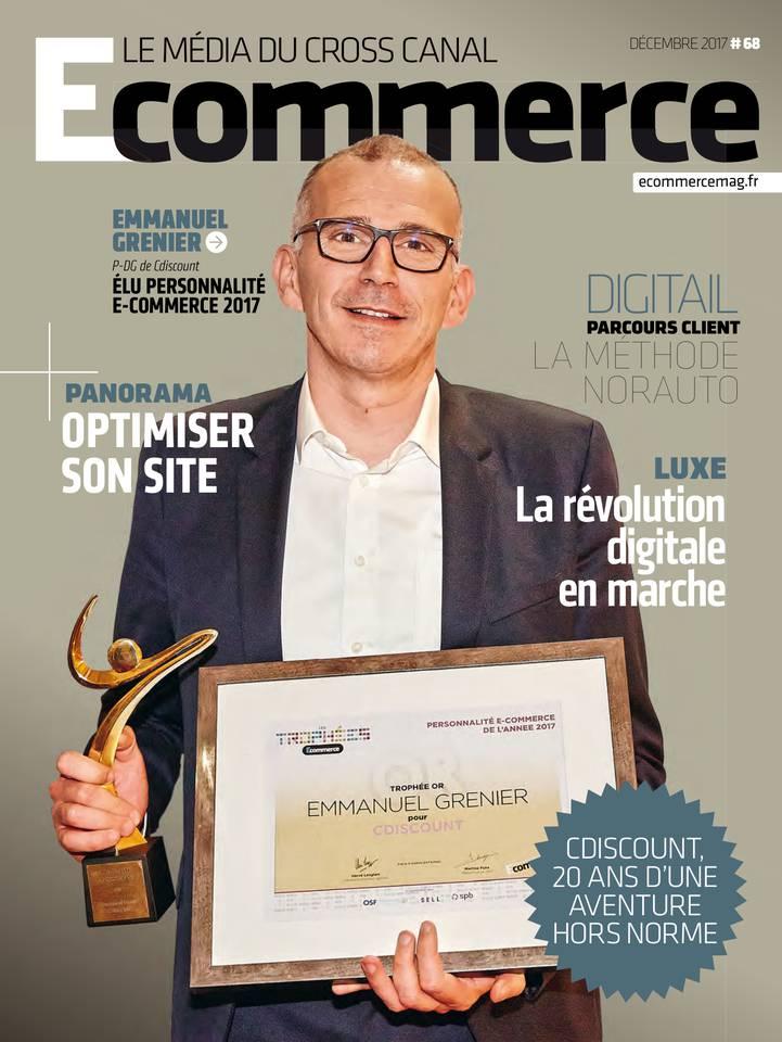 e-commerce Magazine Décembre 2012
