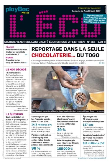 L'Eco Janvier 2012