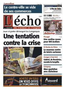 L'Echo de l'Armor et de l'Argoat Janvier 2013