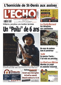 L'Echo sarthois Mars 2013