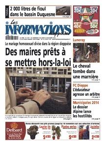Les informations dieppoises Mars 2013