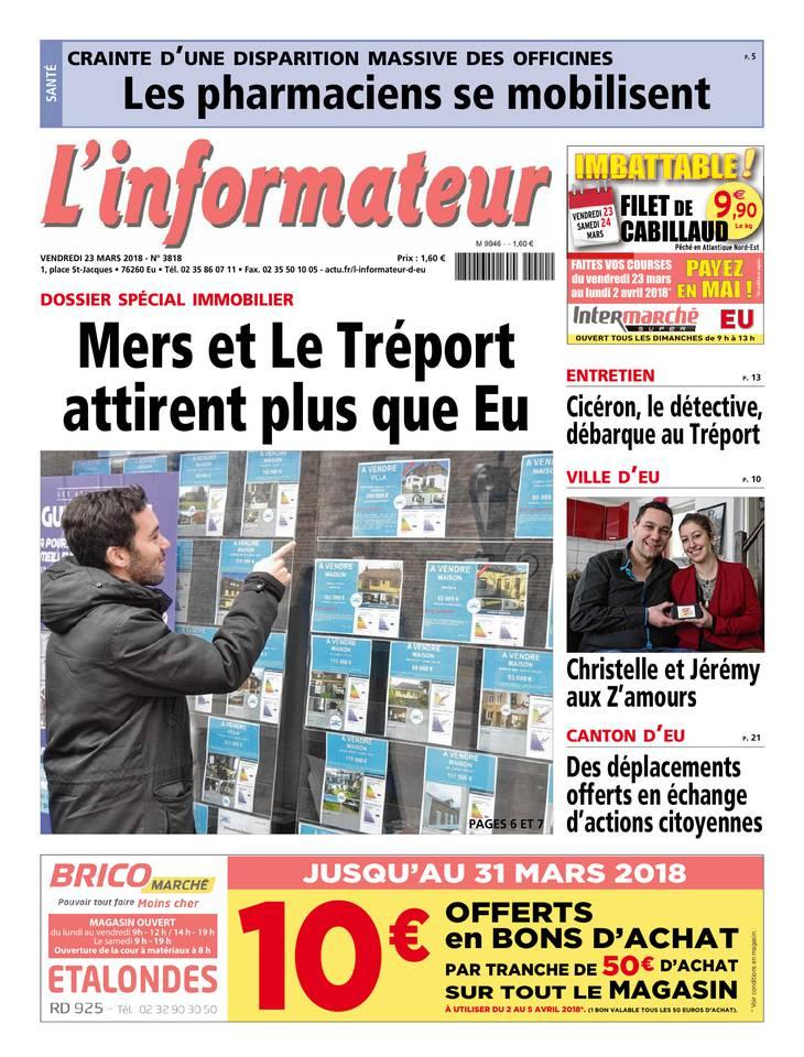 L'informateur d'Eu March 2013