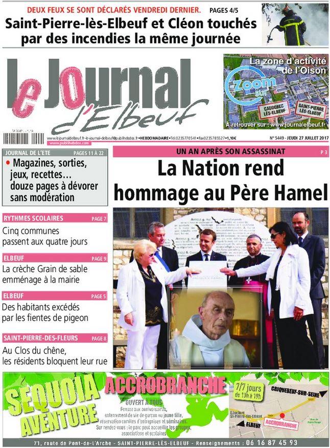 Le journal d'Elbeuf Mars 2013