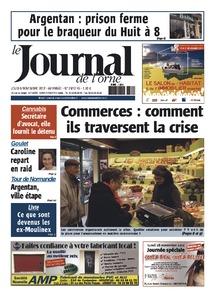 Le journal de l'Orne Février 2013