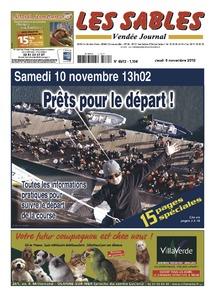 Journal des Sables Janvier 2013