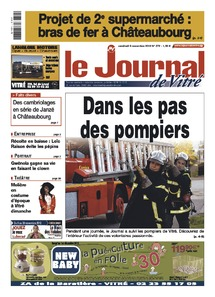 Abonnement le journal de vitr abonnement magazine par - Le journal de bretagne ...