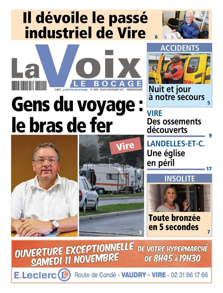 La Voix Le Bocage March 2013