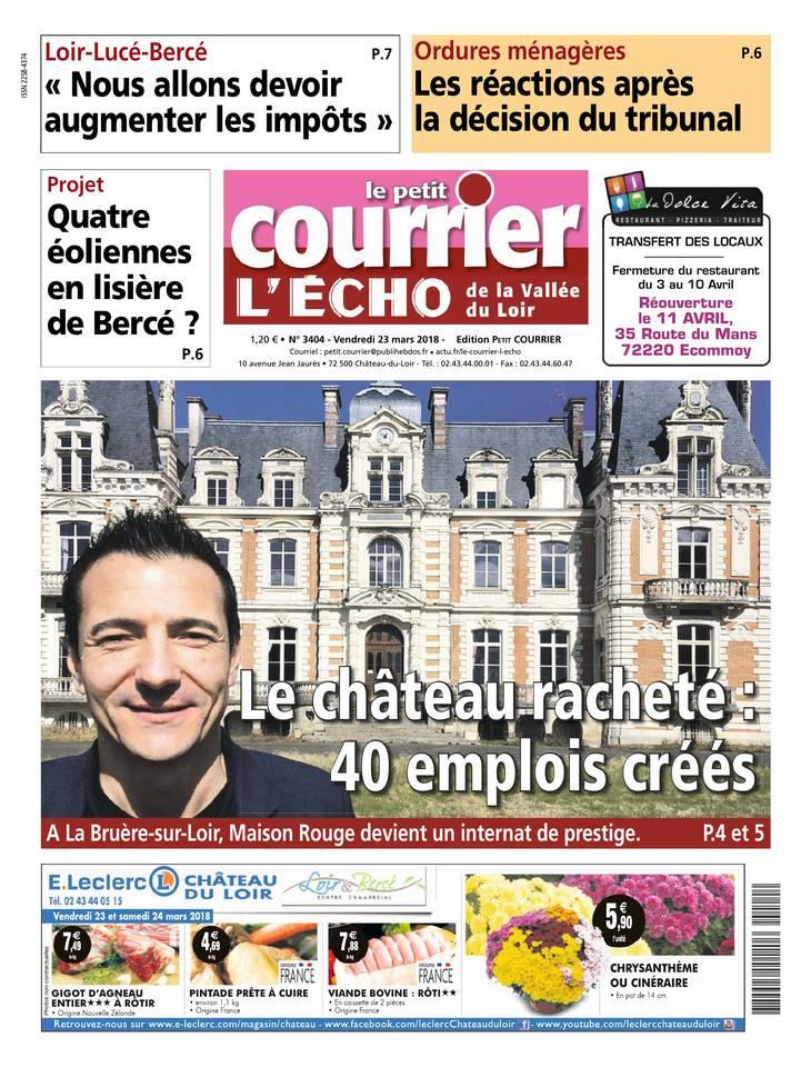 Le petit courrier du Val de Loir March 2013