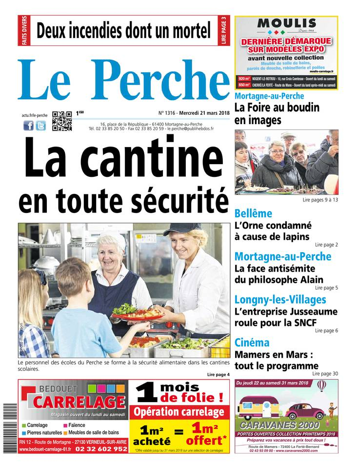 Le Perche January 2013