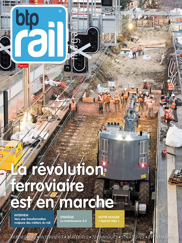 BTP Rail N° 1 Avril 2017