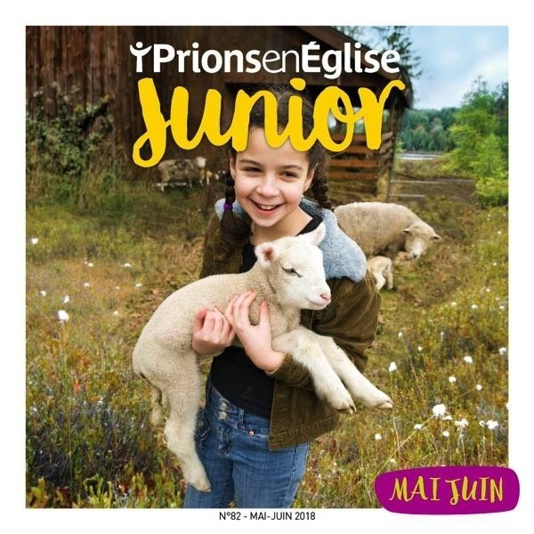 Prions en église junior