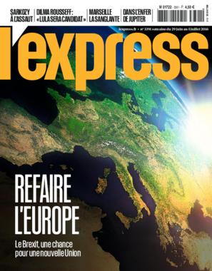 L'Express N° 3490 May 2018