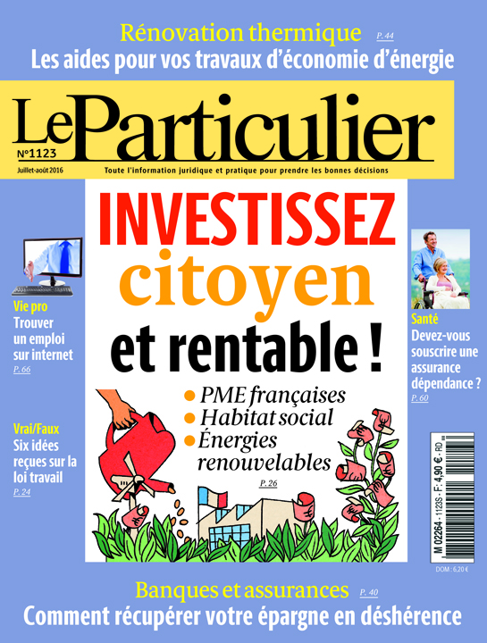 Le particulier N° 1142 January 2018